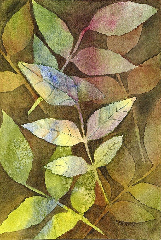Fall Leaves IV