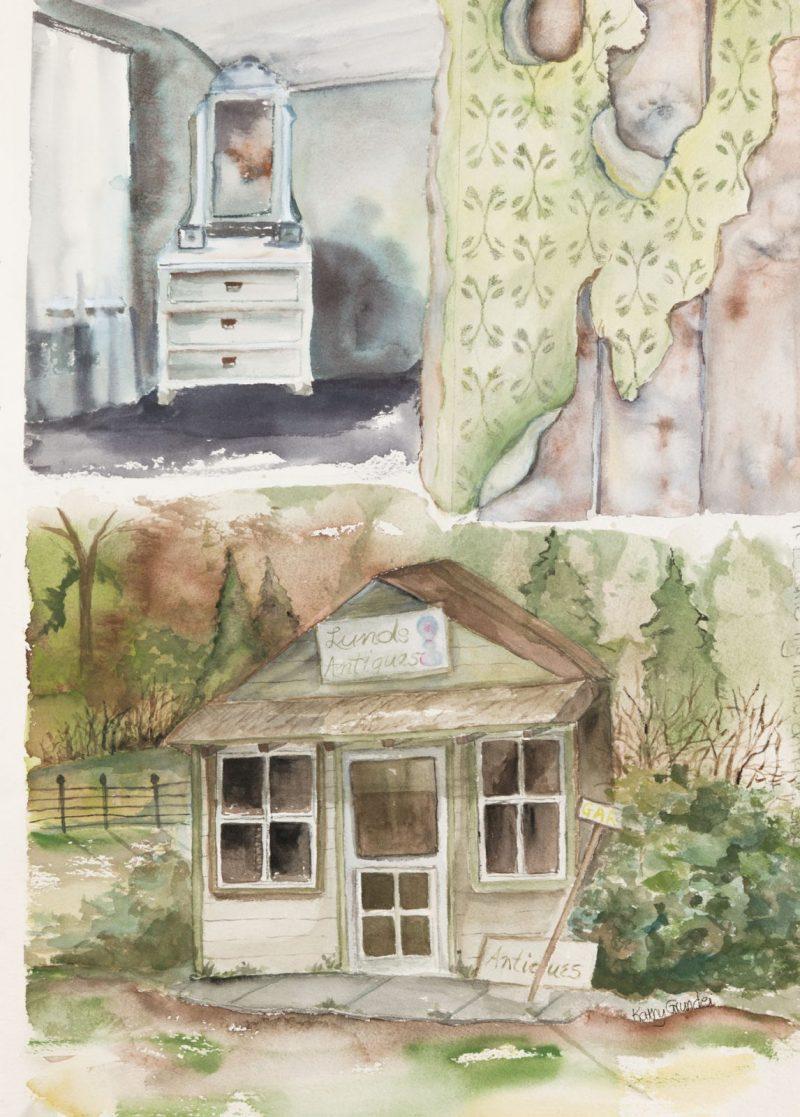 Artscape Studio Kathy Grundei Lunds Antiques